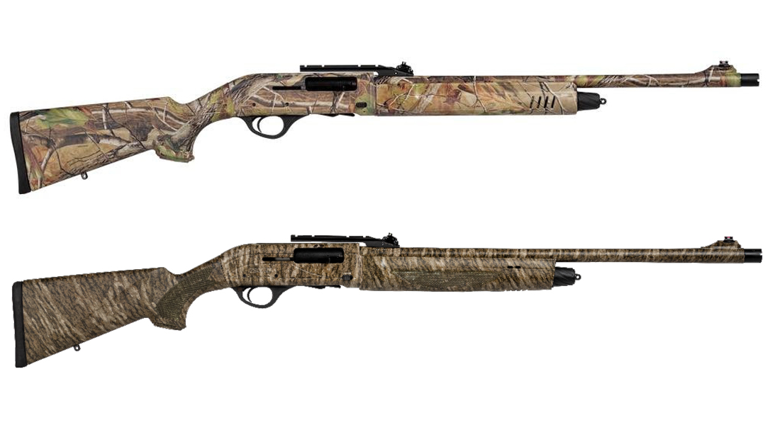 The Escort PS Turkey Hunter delivers several hunting-specific features in a pump-gun platform.