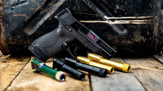 Faxon Match Series Barrels now fit S&W M&P Shield pistols.