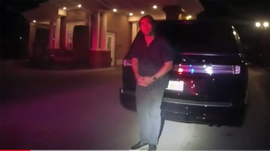 Johnny Damon claimed to support Donald Trump and Blue Lives Matter during DUI arrest.