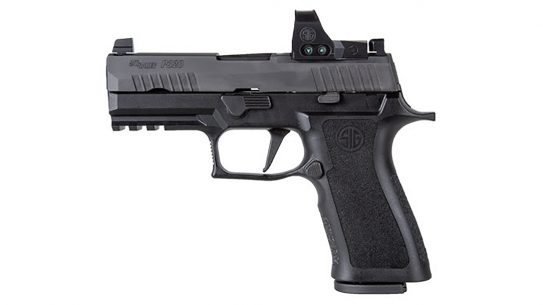 The Delaware State Police recently selected the SIG P320 RXP.