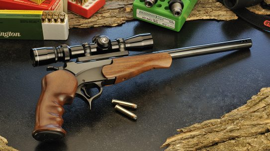 The long-forgotten .35 Remington Maximum produces more energy than the .44 Rem. Mag.