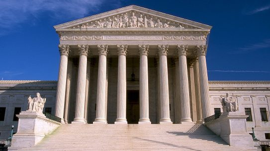 The U.S. Supreme Court ruled a fired shot constitutes a seizure by law enforcement.