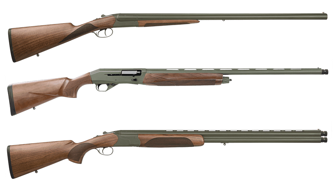 The CZ All-Terrain Series of shotguns is ready for all types of weather.