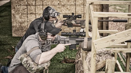 The EOTech Vudu 5-25 adds the popular Horus TREMOR3 reticle.