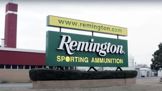 The Remington Ammo plant in Lonoke, Arkansas has resumed production.