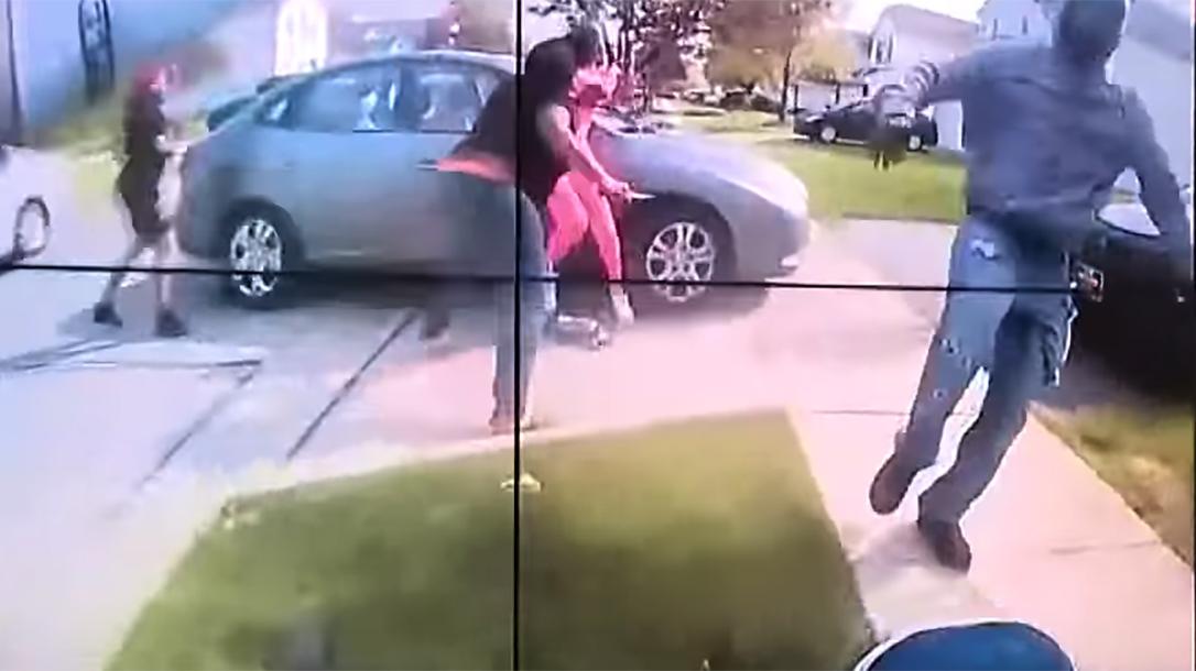 Ma'Khia Bryant Shooting, Columbus Police Shooting