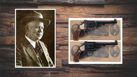Legendary lawman Ed McGivern might have been the fastest pistol shooter of all-time.