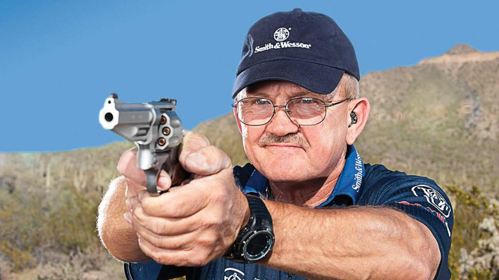 Jerry Miculek is widely regarded as the fastest and most proficient speed shooter in the world, and he's beaten several long-standing records set by trick shooter Ed McGivern.