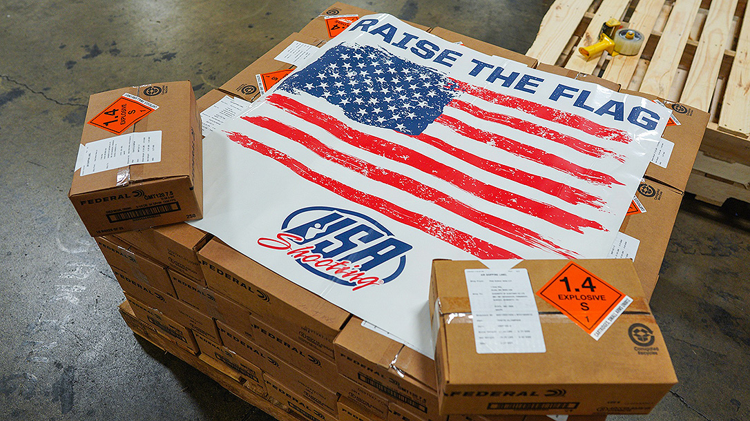 Federal gave support to Team USA by shipping ammo for the upcoming Olympics in Japan.