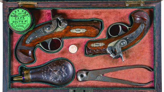 Philadelphia Derringers remain a lasting example of early Deringer designs.