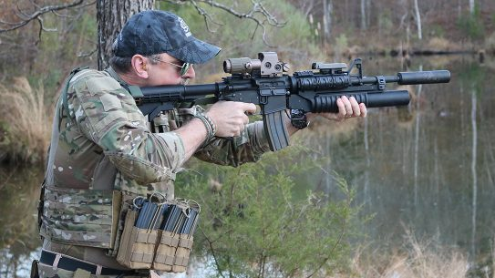 M4A1 rifle, review, history