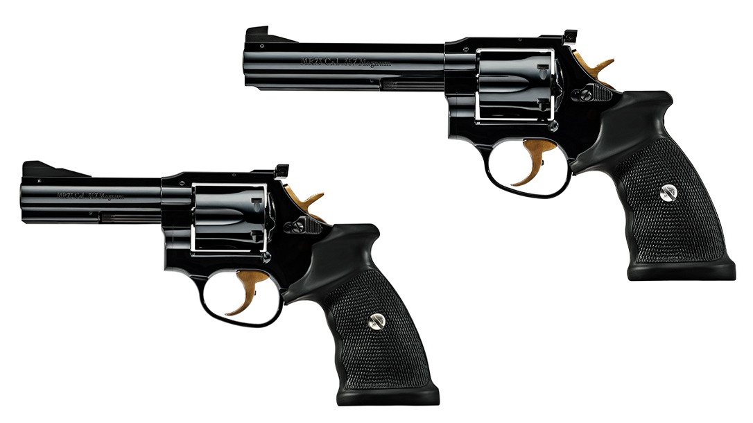 Legendary Manurhin Revolvers Coming to US Market Thanks to Beretta