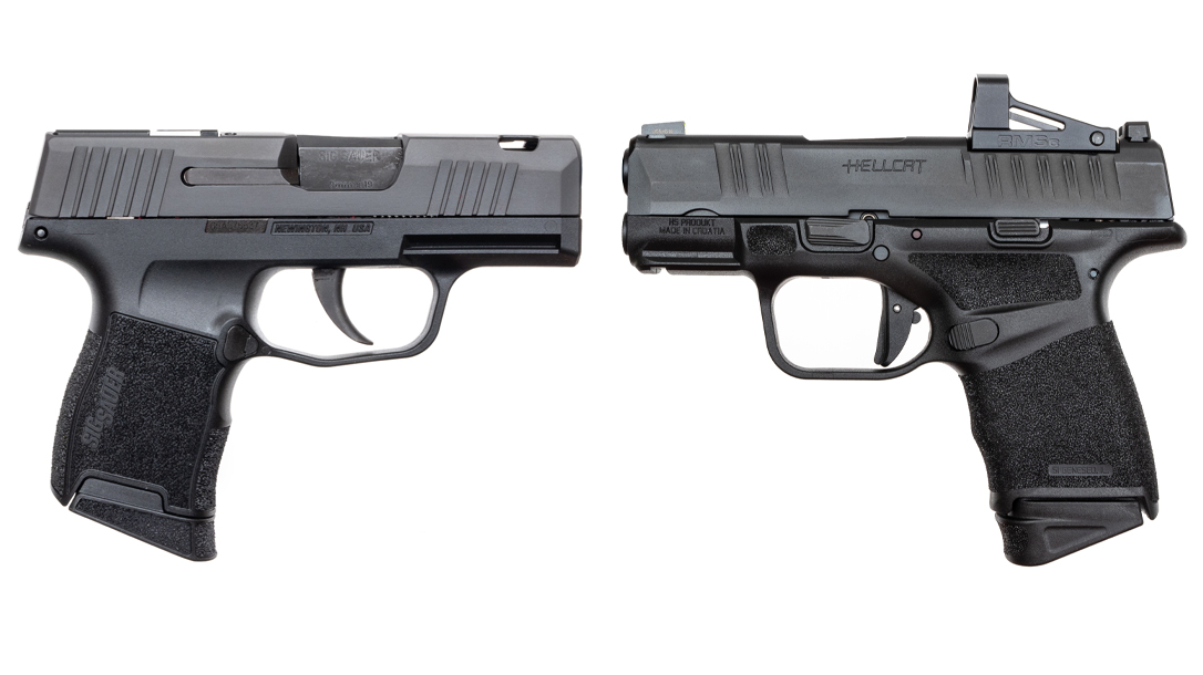 SIG Sauer Sues Springfield Armory, Alleging Patent Infringement