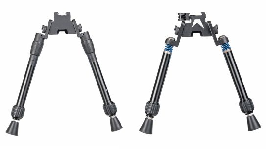 Two new Swagger Bipods bring performance to the field.