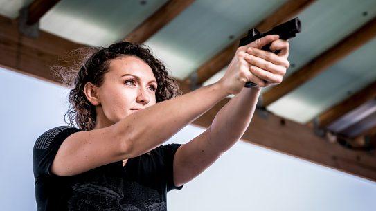 The Lena Miculek Pistol & PCC for Women class provides unique opportunity.
