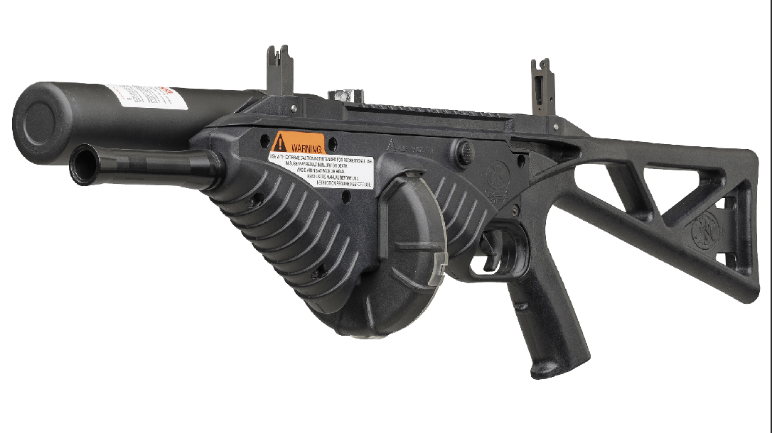 FN 303 Mk2: Less Lethal System Launcher Updated for Law Enforcement