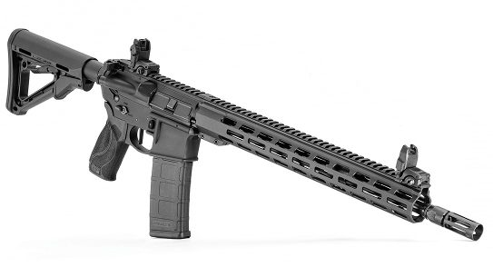 The S&W M&P15T II features a host of upgraded components.