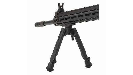 The Sport Ridge M-LOK Competition Bipod is built for long-range competition.