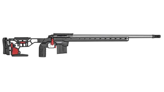 The PROOF Research MDT Chassis Rifle comes fully loaded to compete.