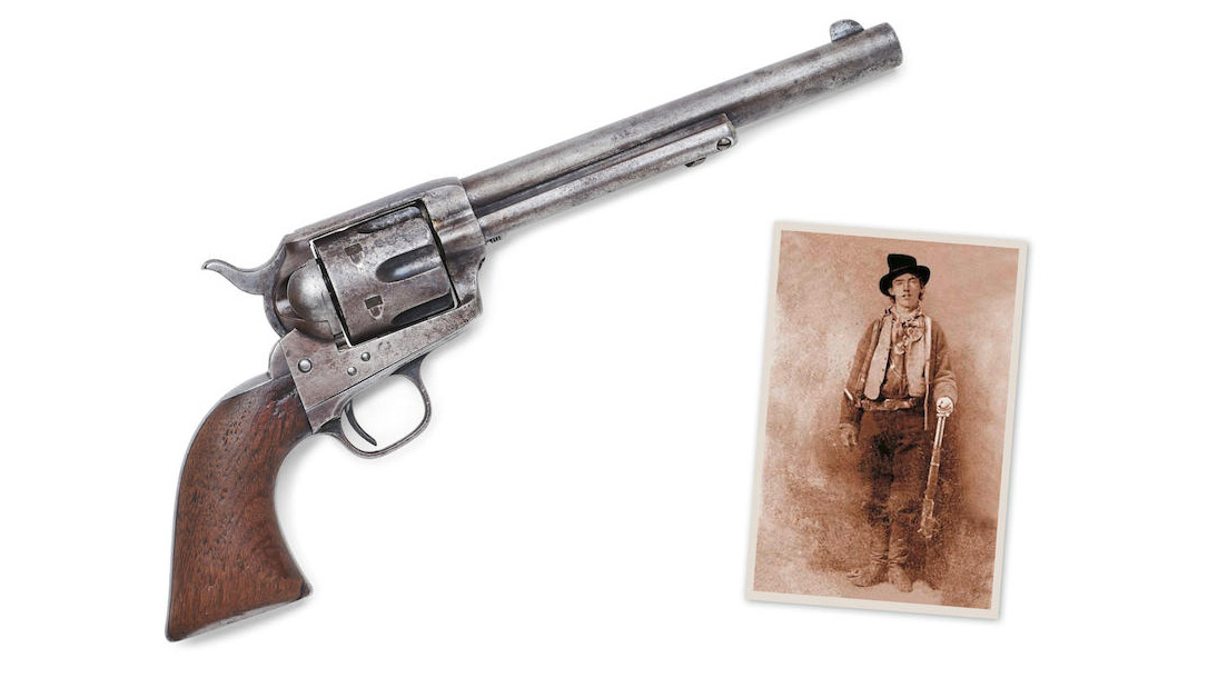 Own a Piece of History—The Gun That Killed Billy the Kid