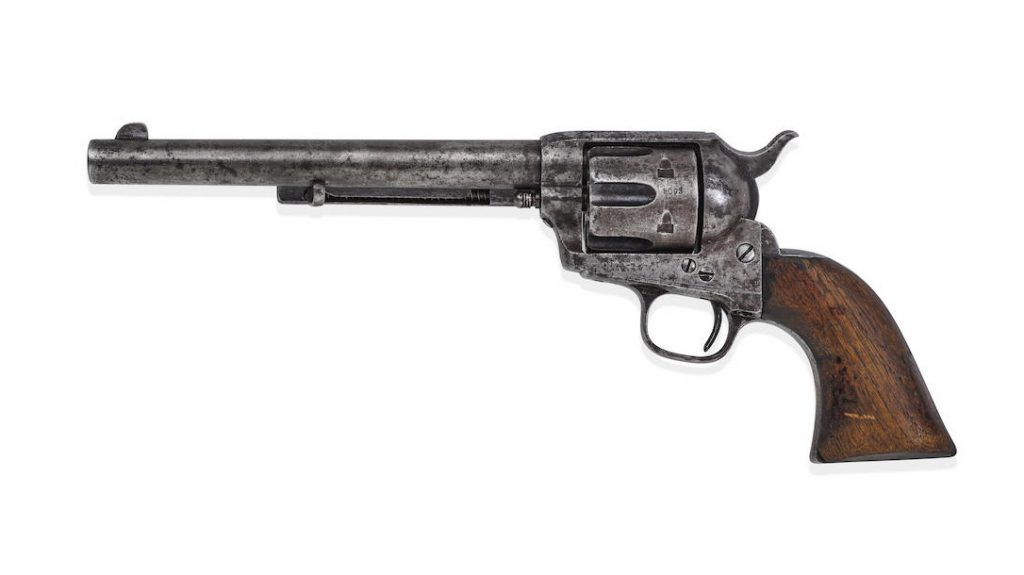 The gun that killed Billy the Kid