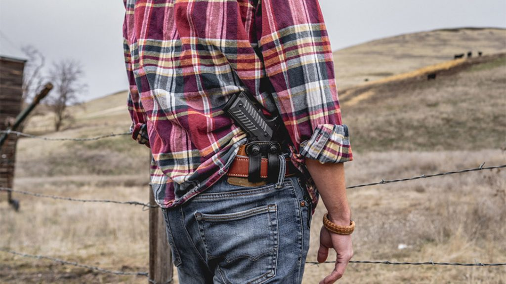 The Galco Royal Guard 2.0 combines concealment and comfort
