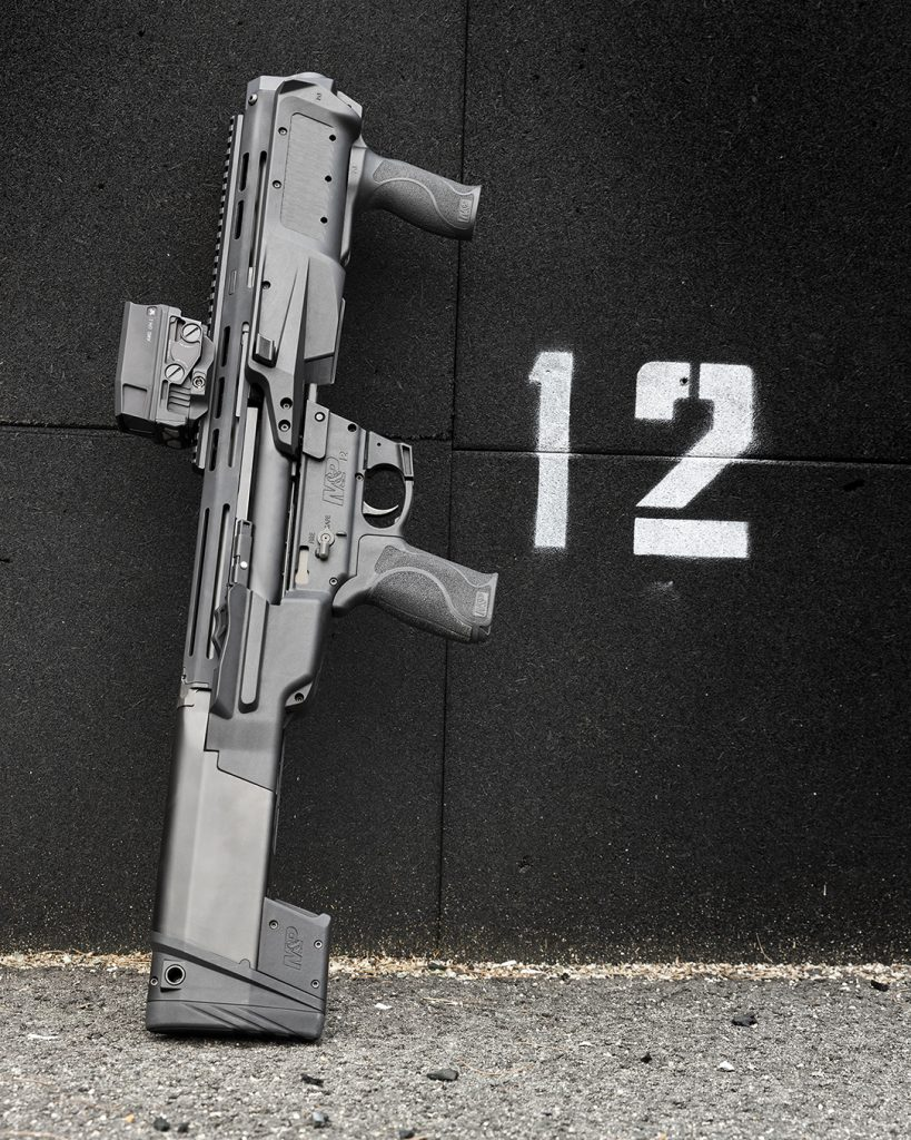 The innovative package packs up to 7 2 3/4-inch shells.