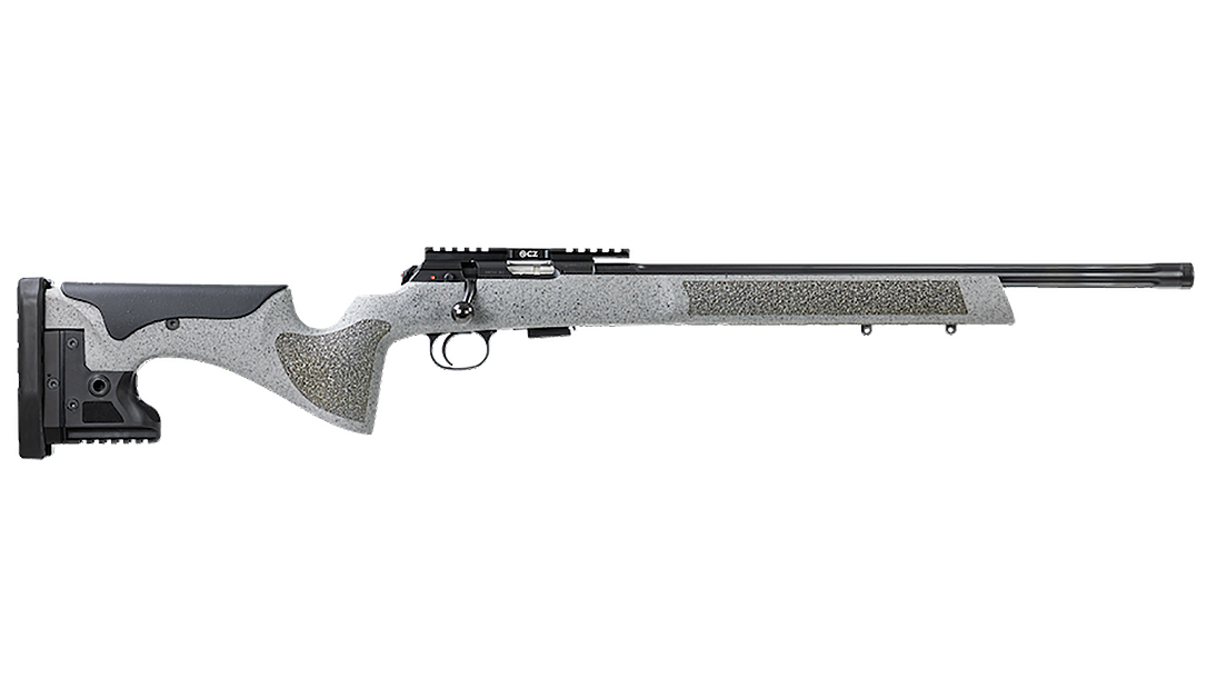 CZ 457 LRP: Match-Ready Rimfire Rifle Delivers the Goods