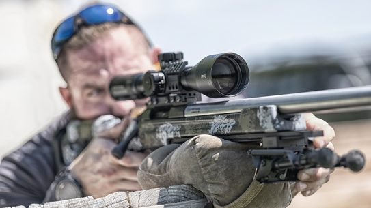 Two new Bushnell Elite Tactical riflescopes meet long-range demands.