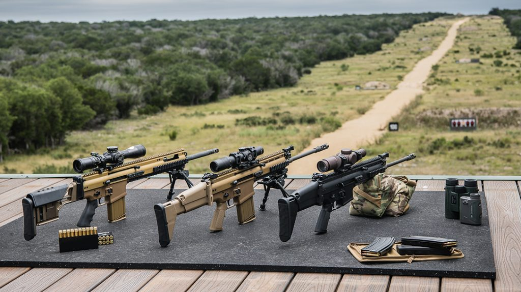 The NRCH adds more versatility to the SCAR platform.