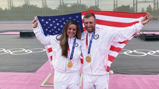 Team USA Shooting won six medals at the Tokyo Olympics.