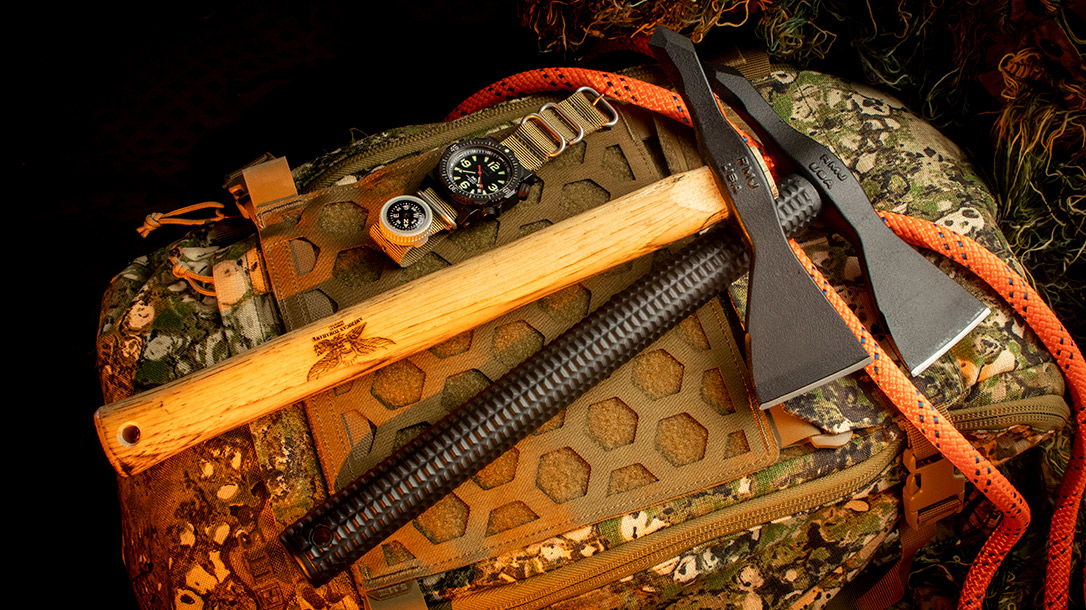 The American Tomahawk Company Model 1 takes the original VTAC and adds modern materials and processes for a hardcore performance.
