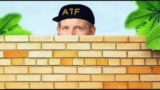 A sneaky David Chipman hopes to lead the ATF as Biden's director.