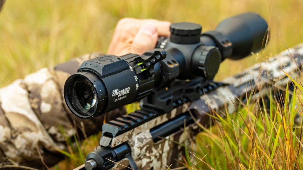Modern riflescopes brings tremendous versatility for medium- to long-range engagements.