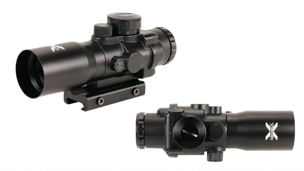 The X-Vision PRISM Sight (PSRD1) details.