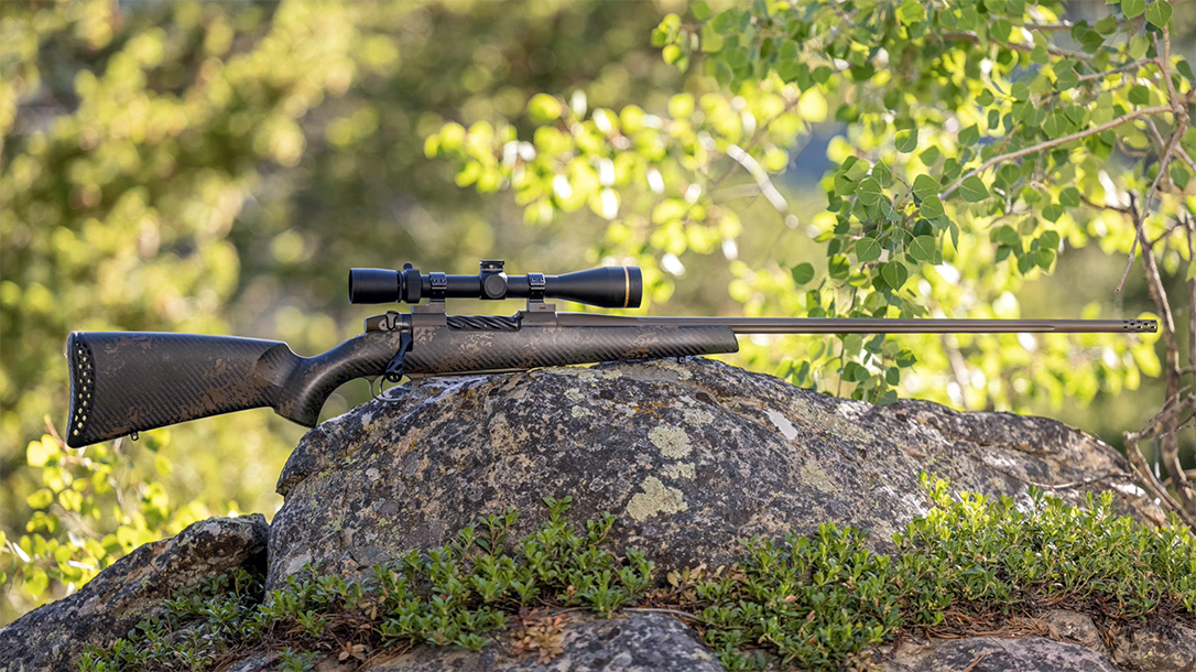 The Weatherby Backcountry 2.0 is extremely lightweight in hard-hitting cartridges.