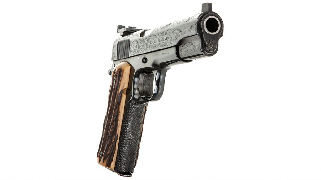 The Al Capone Colt .45 1911