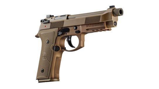 The Beretta M9A4 Full Size.