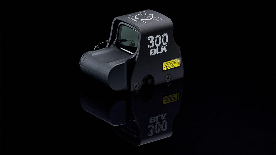The EOTECH XPS2-300 Blackout.