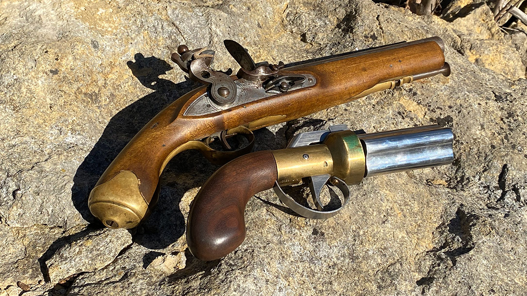 The Pepperbox Pistol Makes History as the First True Old West Revolver