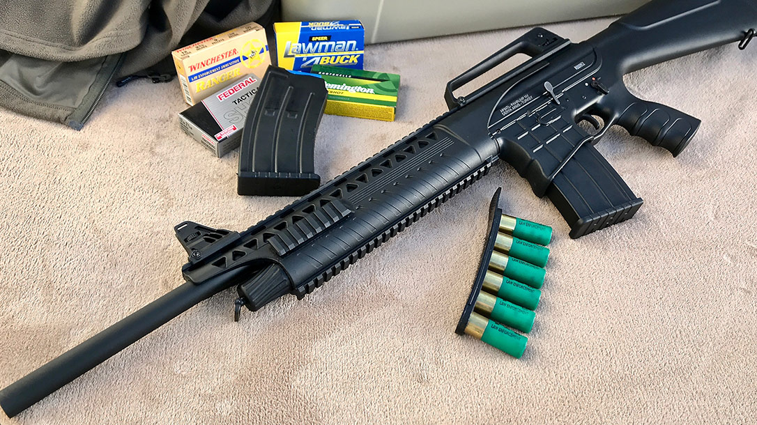 Make Intruders Scatter with the Rock Island Armory VR60 Plus 1 Shotgun