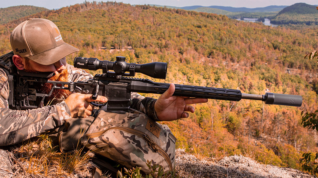 Sig Sauer releases SLH and SLX Rifle Suppressors.