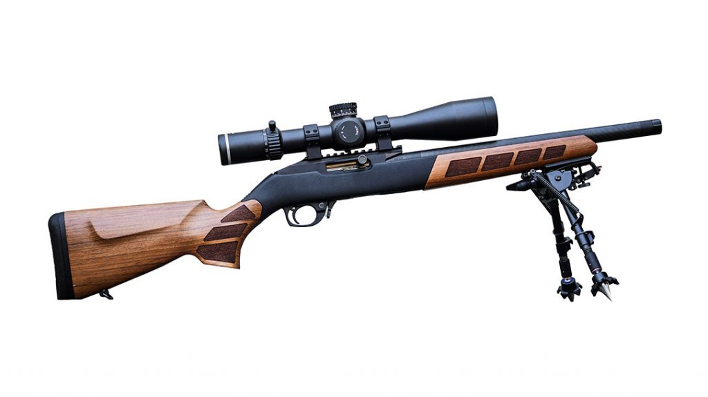 The WOOX Wild Man Ruger 10/22 Rifle Stocks.