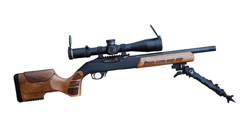 The WOOX Exactus Ruger 10/22 Rifle Stocks