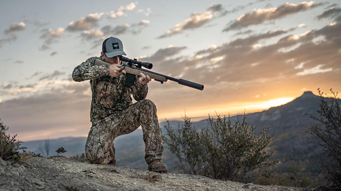 The new lightweight Christensen Arms Ridgeline Scout is versatile.
