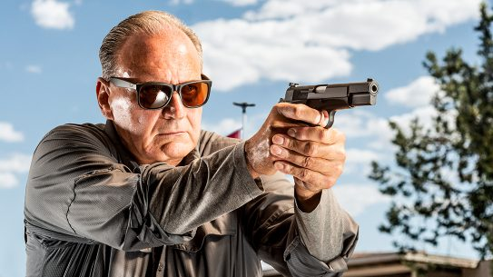 The Springfield Armory SA-35 reimagines the Browning Hi-Power.