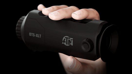The ATN OTS-XLT Thermal Monocular.