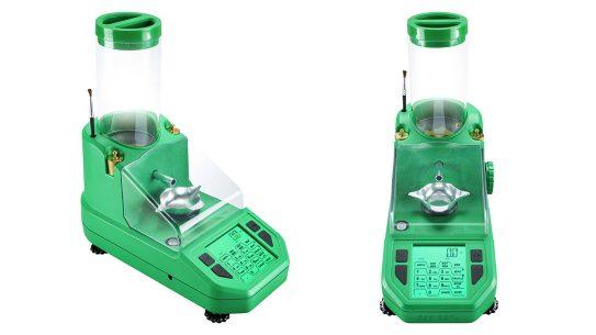 The RCBS ChargeMaster Supreme Powder Dispenser.