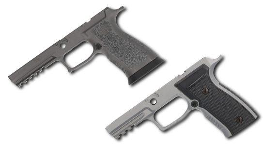 SIG P320 Grip Modules.