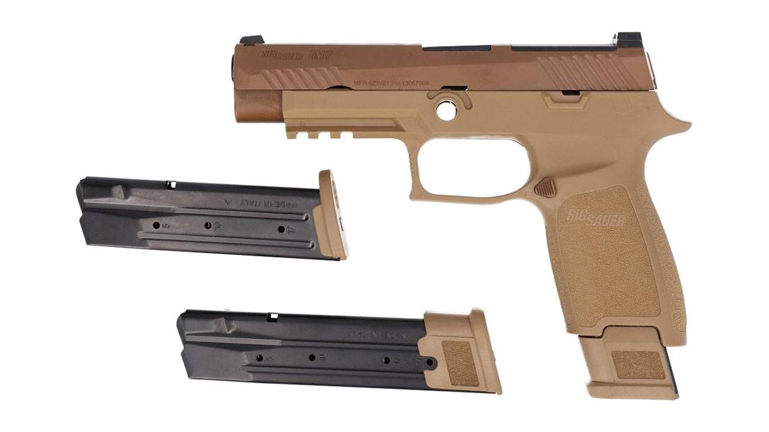 SIG P320 M17 X-Change Kit